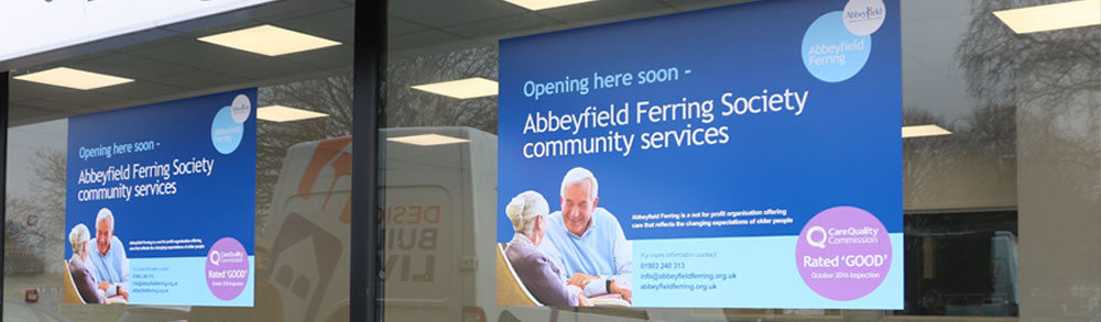 New Offices for Abbeyfield Ferring Society at 50 Ferring Street