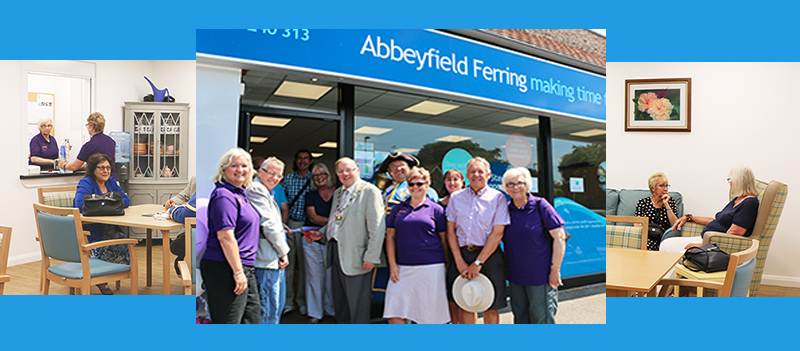 Abbeyfield Centre Opening